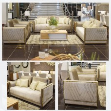 Modern sofa set - 4 pieces - BY0612