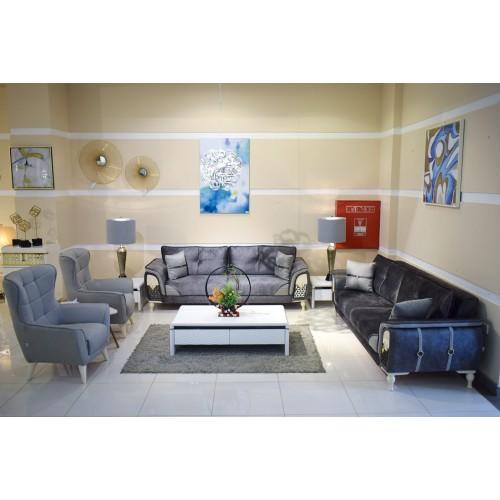 Modern Sofa - 4 Pieces - Avnon
