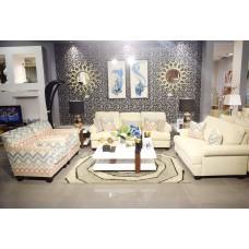 Modern sofa set - 4 pieces - XF081