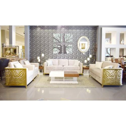 Modern Sofa - 4 Pieces - 2136