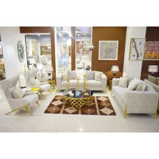 Modern sofa - 4 pieces - 2128