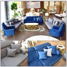 Modern sofa set - 5 pieces - MINA