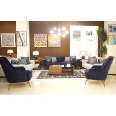 Modern sofa set - 5 pieces - HUMA