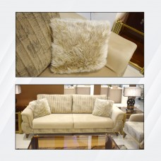 Modern sofa - 4 pieces - CARMEN