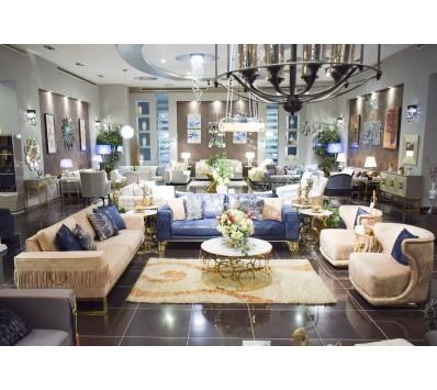 Modern Sofa Set - 4 pieces - NIRVANA