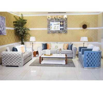 Modern Sofa Set - 4 pieces - A801SF
