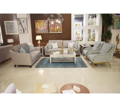 Modern Sofa Set - 8975 - 4 pieces