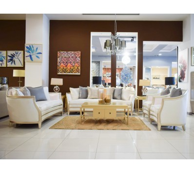 Modern Sofa Set - 4 pieces - G 761