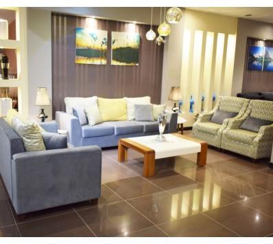 Modern Sofa Set - 3941 - 4 pieces