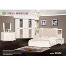 Single Bedroom - 2 beds - 6 pieces - 2005
