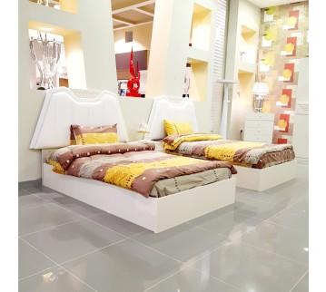 Single Bedroom - 2 beds - 6 pieces - 2013S