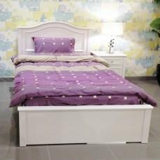غرفة نوم مفرد - 1 سرير - 5 قطع - 1711BO